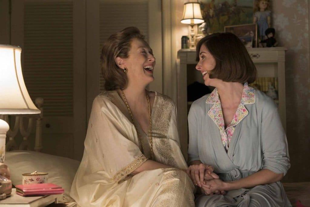 영화 더 포스트(The Post) 딸과 과거를 회상하는 메릴 스트립 Meryl Streep