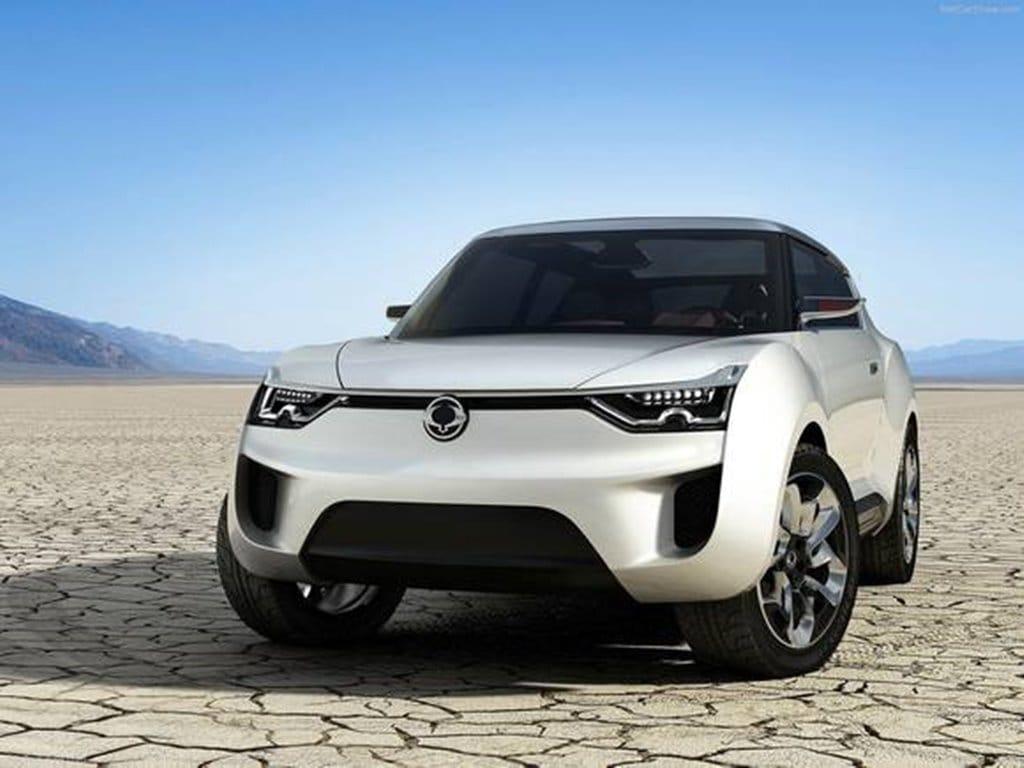 티볼리의 원형이 된 XIV2 콘셉트 카 쌍용자동차 제공