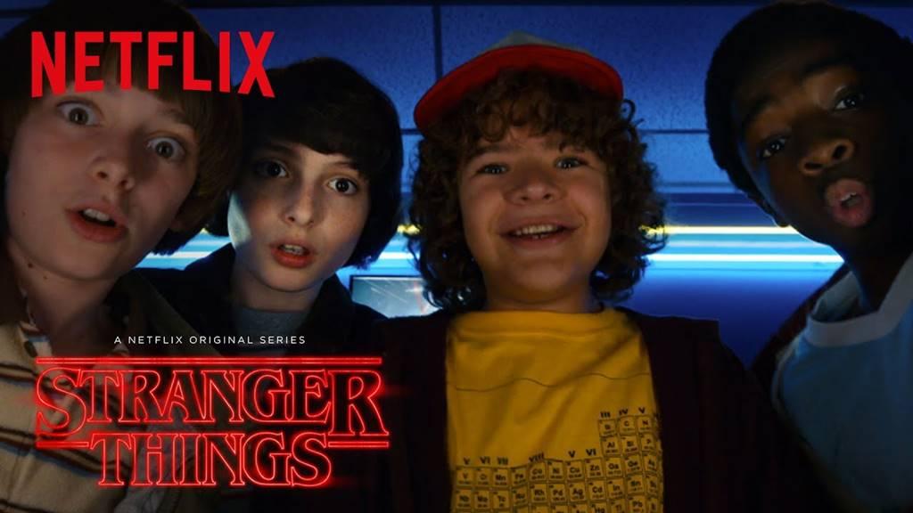 넷플릭스 스트레인저 띵스 Netflix Stranger Things