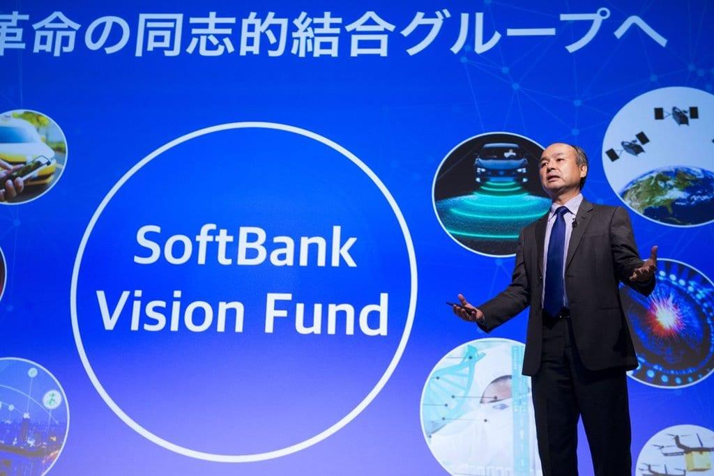 소프트뱅크 비젼 펀드 Softbank Vision Fund