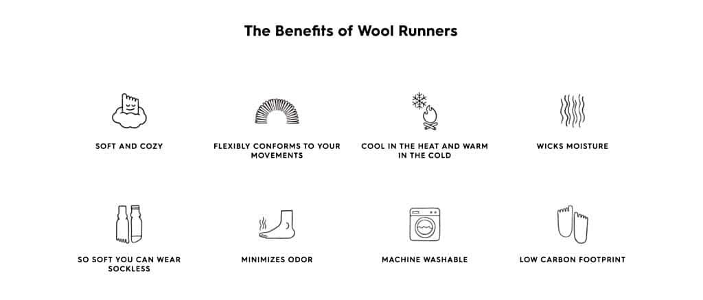 올버즈 울 러너의 8가지 특징 The Benefits of Wool Runners