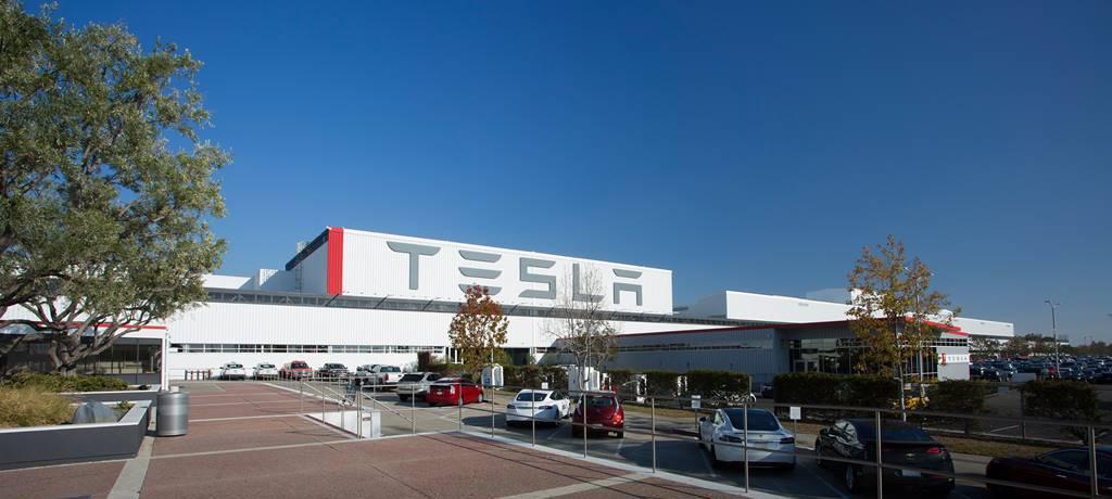 테슬라 공장 전경 이미지-테슬라 제공 Tesla Fremont Factory