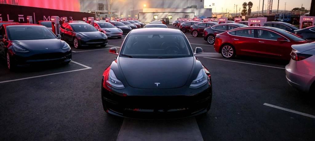 테슬라 모델 3 히어로 Tesla Model 3 hero