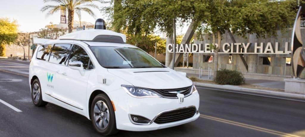 구글 웨이모 자율주행 미니밴 waymo Self-Driving minivan 이미지 구글 웨이모