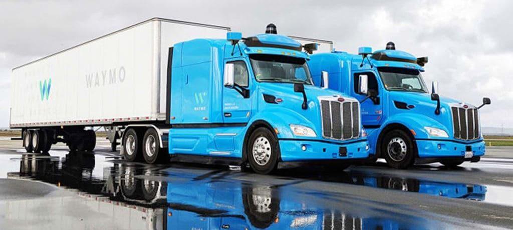 구글 웨이모 자율 주행 트럭 waymo autonomous Trucks