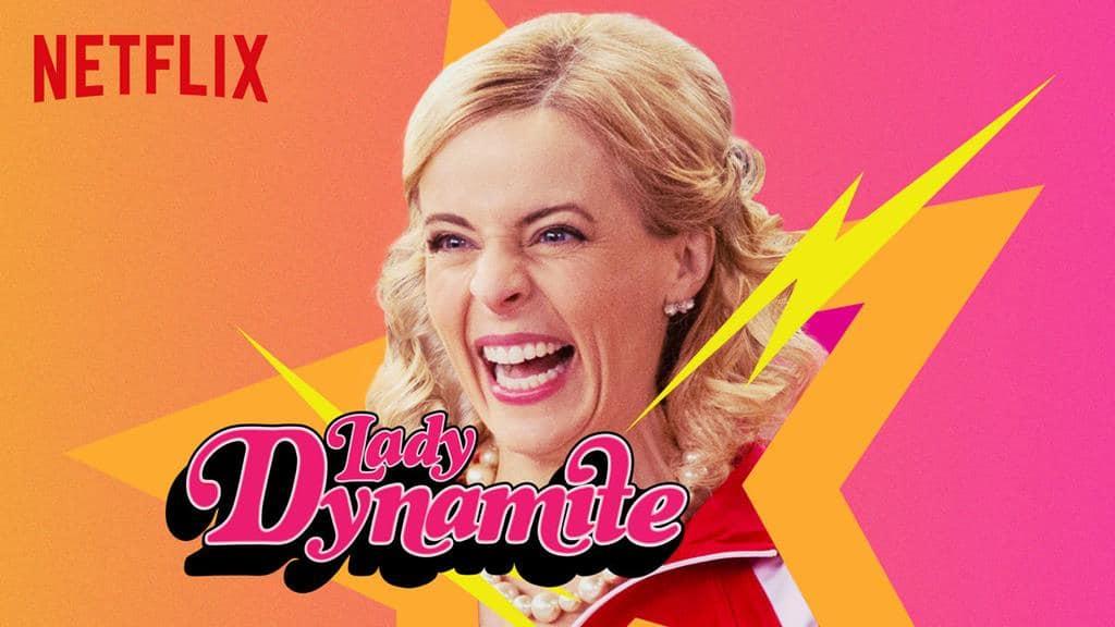 넷플릭스 레이디 다이나마이트 Netflix Lady Dynamite Season 2