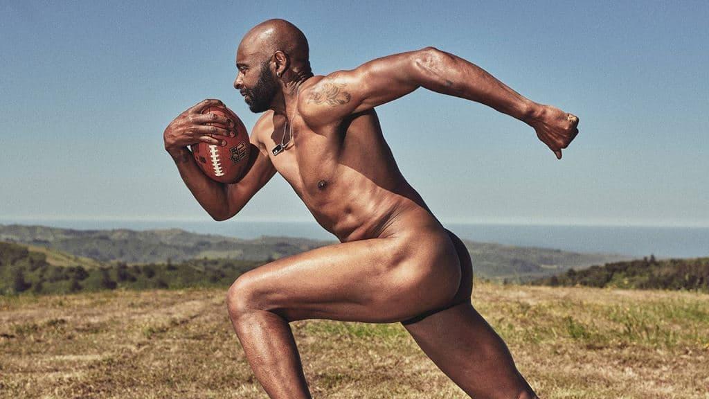 디즈니 ESPN 바디 이슈 ESPN Body Issue 2018 제리 라이스(Jerry Rice)_007