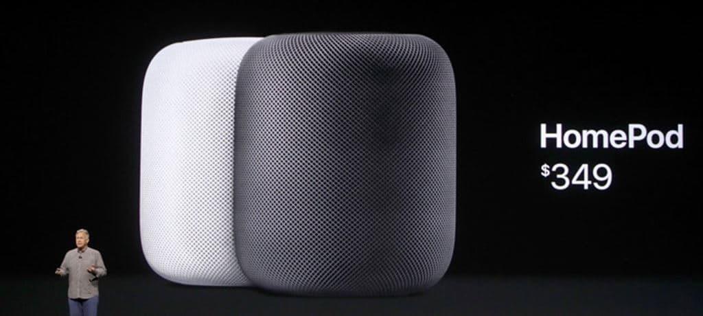 애플 홈팟 가격 발표 Apple HomePod price