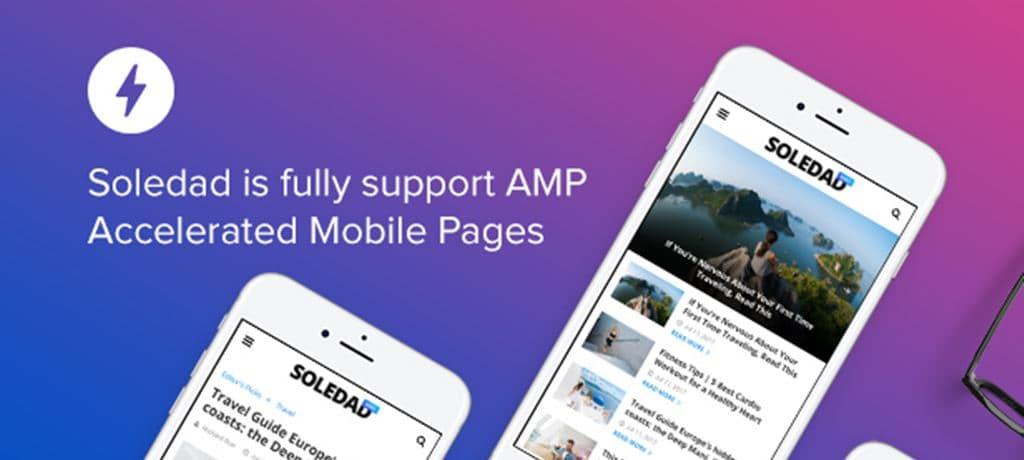 [워드프레스 Tips] AMP 플러그인 AMP for WP - Accelerated Mobile Pages 문제점