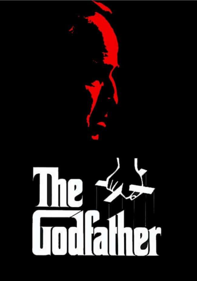 대부 포스터 The Godfather poster 1972