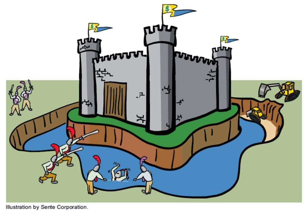 이커나믹 해자 Economic Moat
