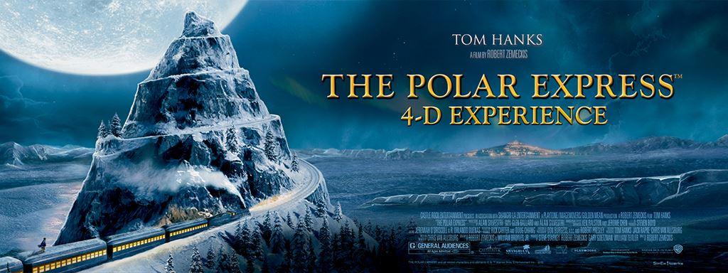 최초 아이맥스 히트 영화 폴라 익스프레스 IMAX Movie The Polar Express