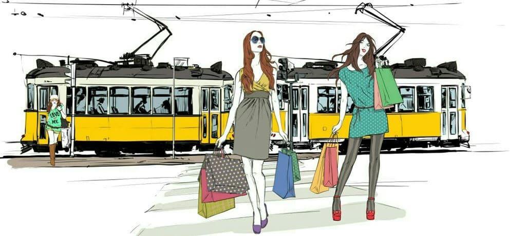 오프라인 매장에서 쇼핑을 즐기는 쇼핑을 증기는 젊은 세대(MILLENIALS), IMAGE - PIXELLOVERK3 FEATURED