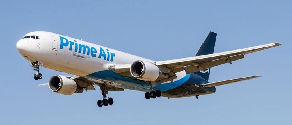 아마존 프라임에어(Amazon Prime Air), Image -Flightradar24