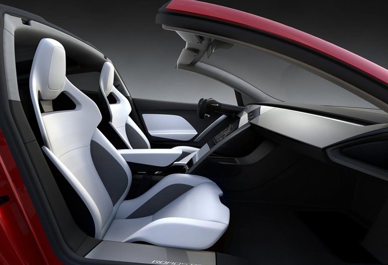 테슬라 차세대 로드스터 인테리어 디자인(Tesla Roadster 2020 Interior) 05, Image - Tesla