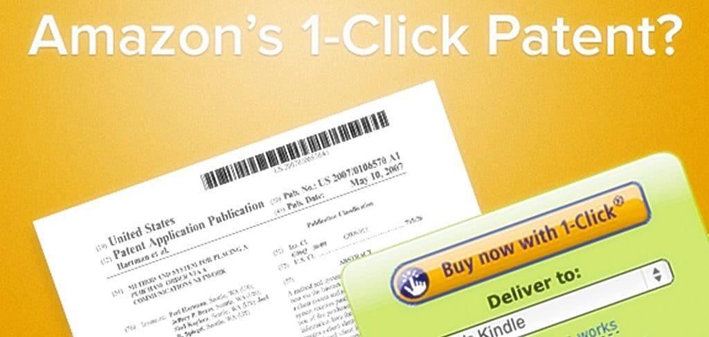 아마존 원 클릭 쇼핑(One-Click Ordering) 특허 만료