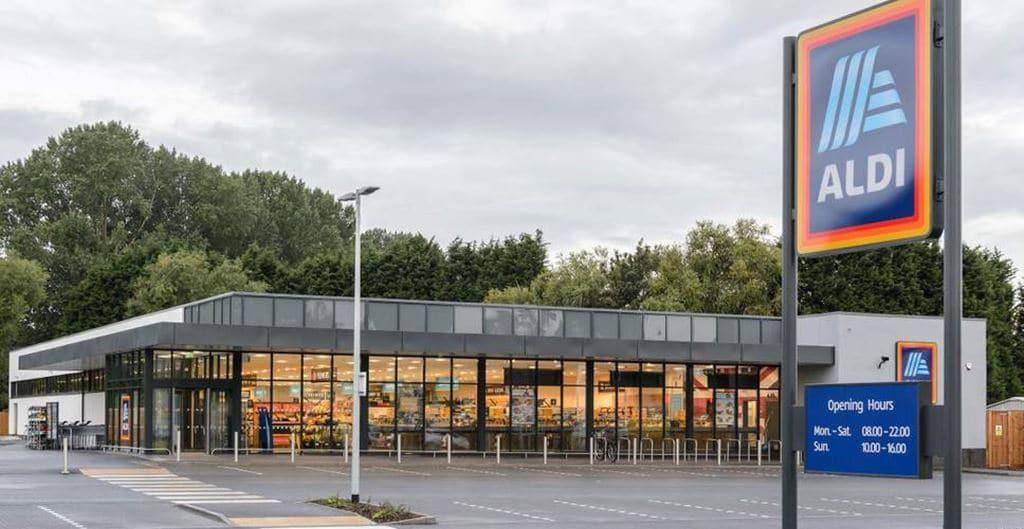 영국 슈퍼마켓 업계에서 빠르게 성장하고 있는 알디(ALDI) 할인 슈퍼마켓 전명, Image - ALDI