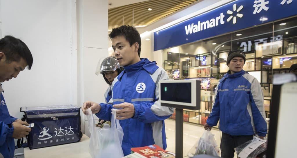 월마트 중국 매장 풍경(walmart china store), Image - techcrunch