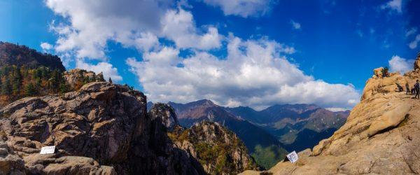 [강원여행] 설악산다움을 제대로 느낄 수 있었던 설악산 권금성 2