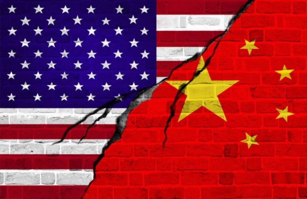 미중 무역전쟁 이미지, Image - Bloomberg