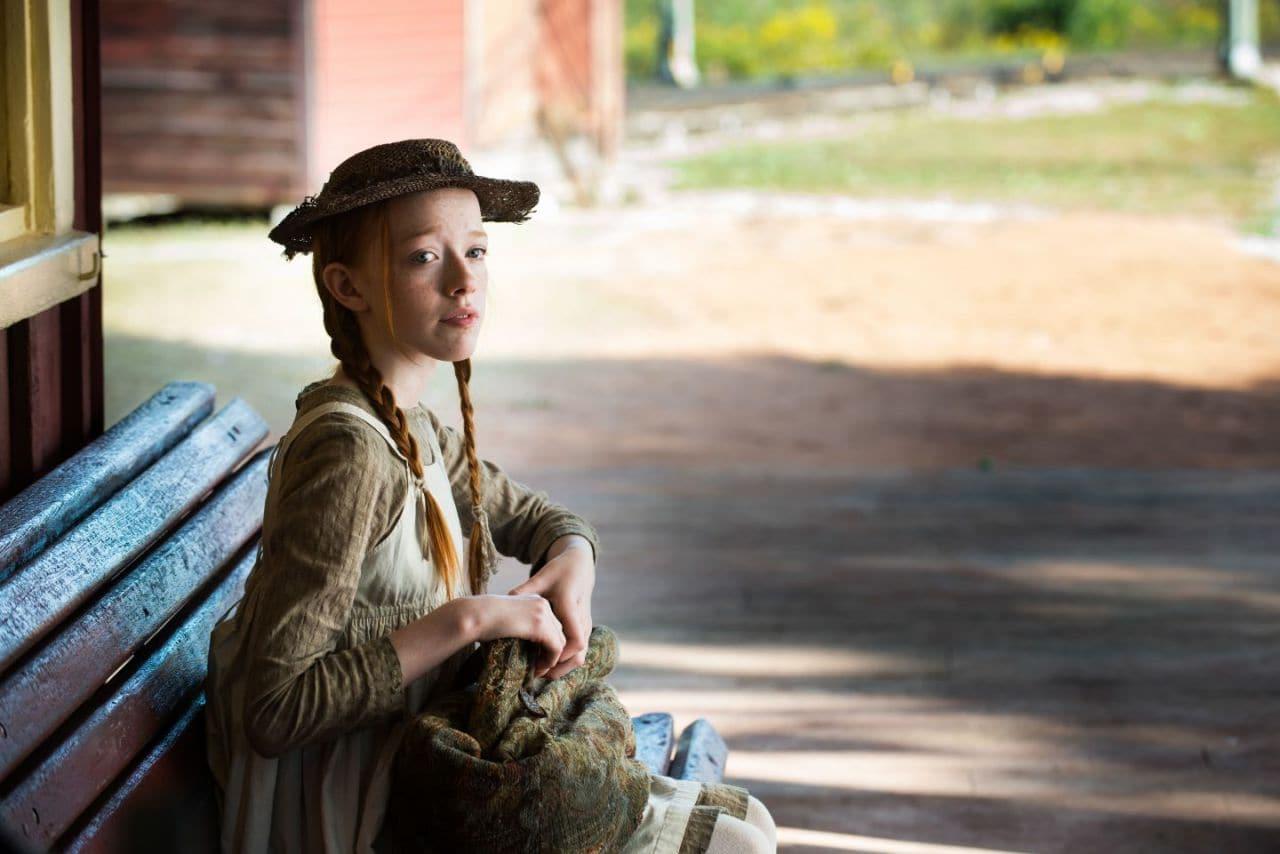 빨간 머리 앤 한 장면, Anne With an E 04, Image - Neflix