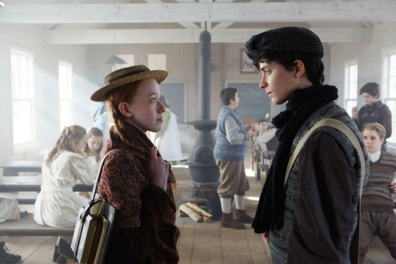 빨간 머리 앤 한 장면, Anne With an E 26, 앤과 길버트, Image - Neflix
