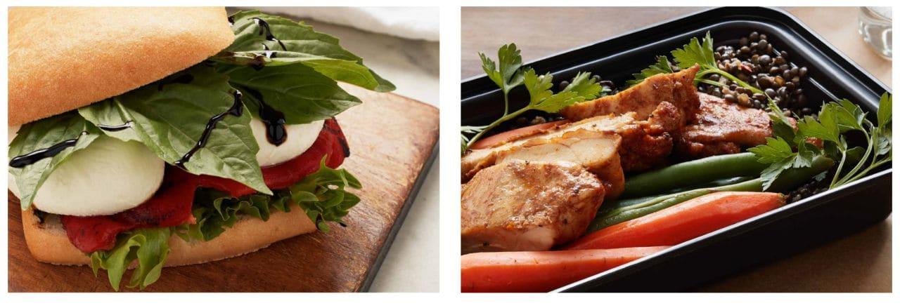 아마존고에서 판매하는 ready-to-eat meal 레디밀 이미지, Image - Amazon