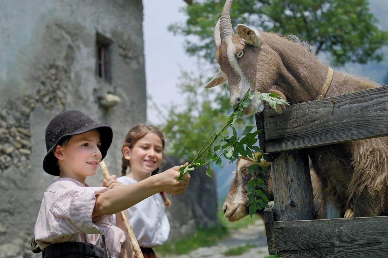 소설속 알프스 소녀 하이디 마을을 현실로 만든 스위스 마이엔펠트(Maienfeld)의  관광 마케팅 2