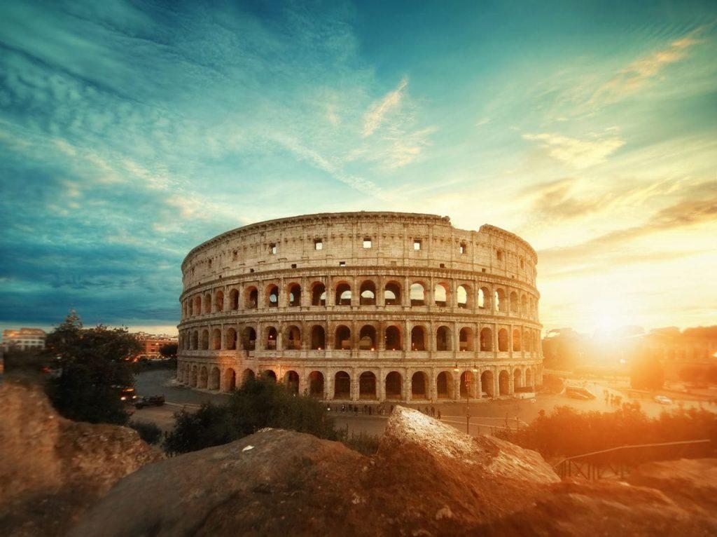 이탈리아 여행, 로마 콜로세움,Colosseo, Rome, Italy Image - willian-west