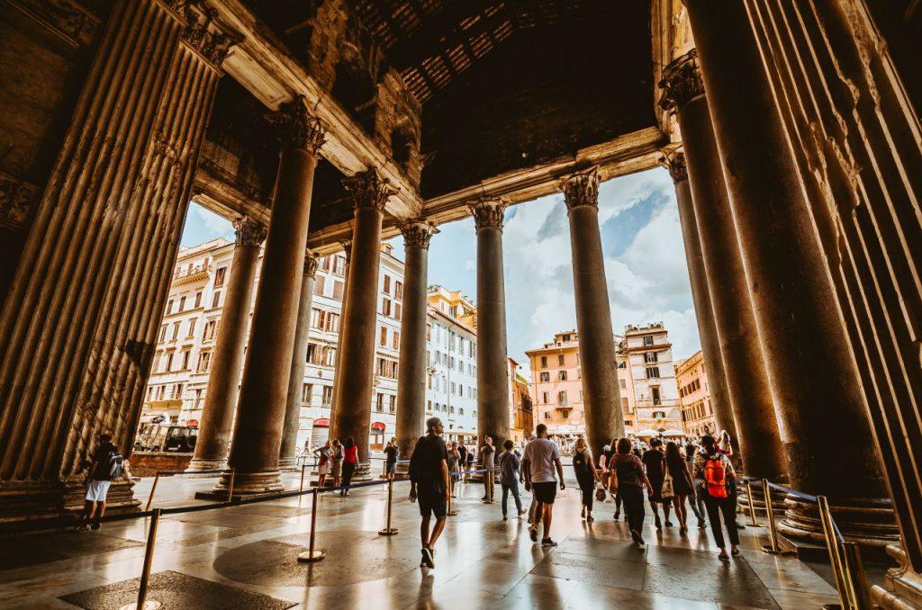 이탈리아 여행, 로마 판테온(Pantheon), Pantheon, Roma, Italy, Image - christopher-czermak