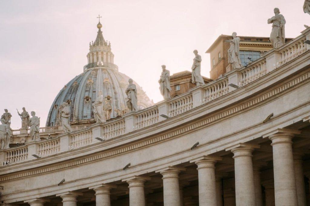 이탈리아 여행, 바티칸, 성 베드로 성당(Basillic Papale di San Pietro), Image - simone-savoldi