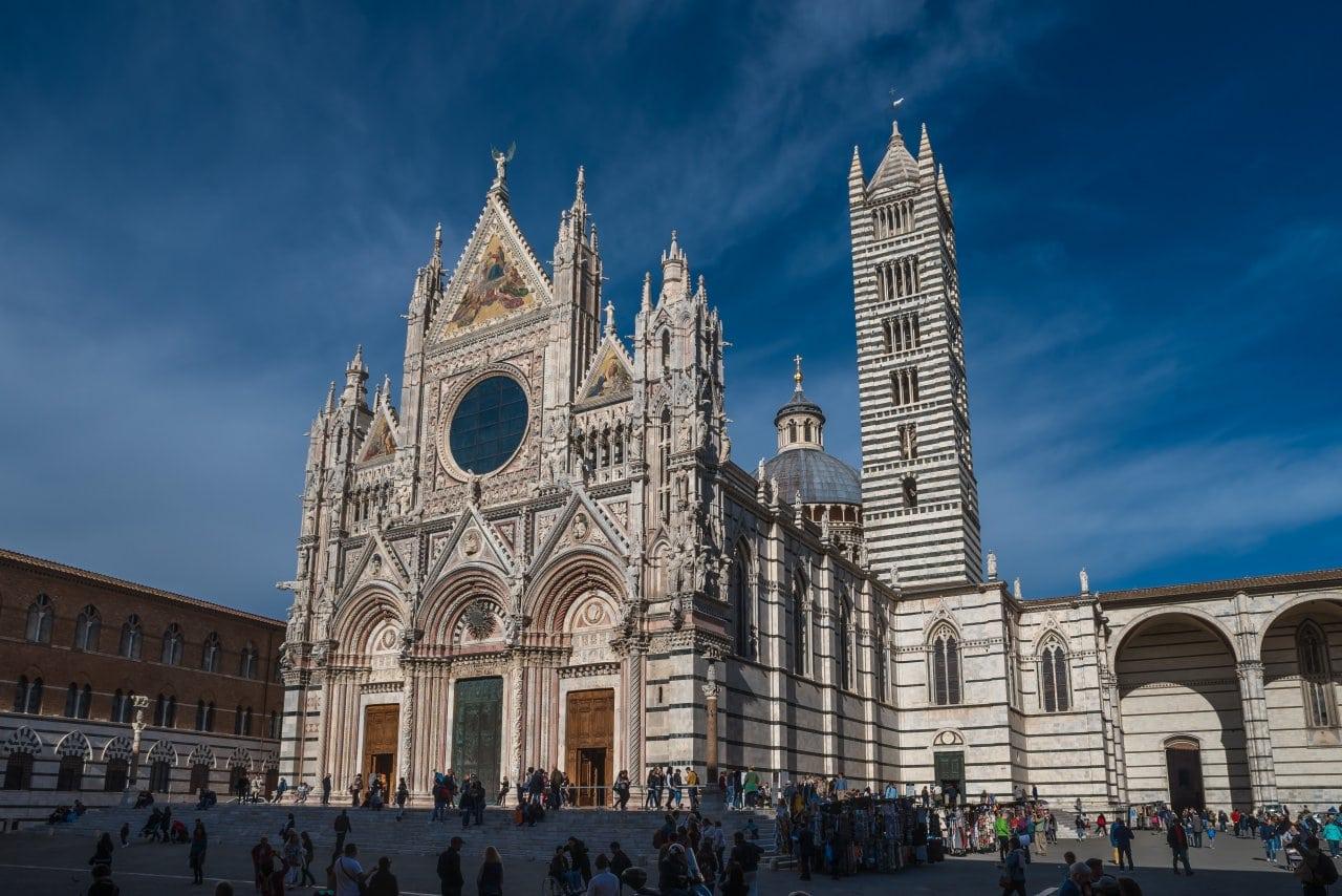 이탈리아 여행, 시에나 시에나 대성당,  Image - bogitw