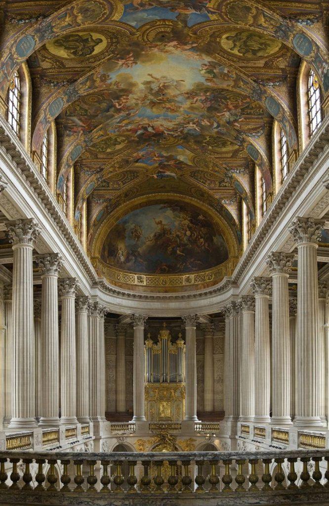 프랑스, 파리 베르사유 궁전 내부, Versailles_Palace,Image - 위키디피아