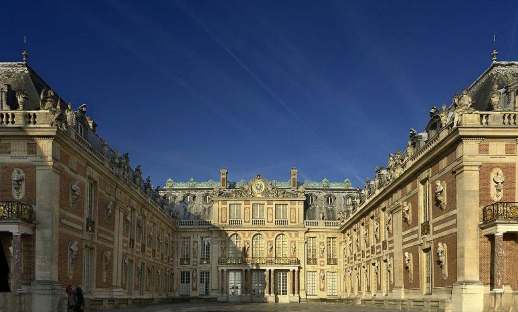 프랑스, 파리 베르사유 궁전, Versailles_Palace,Image - 위키디피아