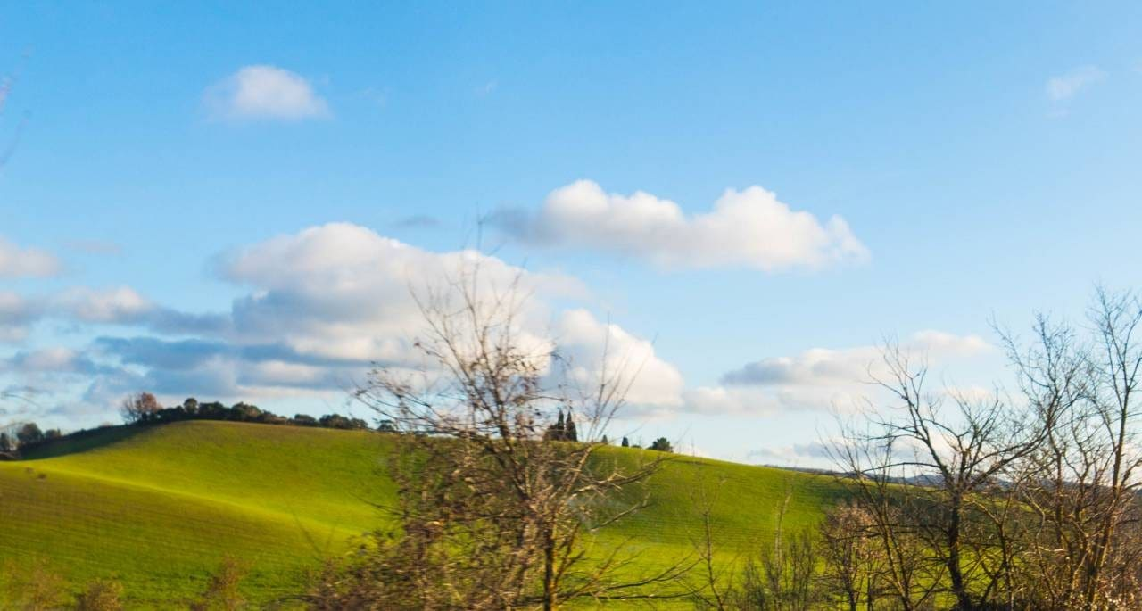 batch_유럽 이탈리아 자동차여행_피엔차로 향하는 국도애에서 담아본  발도르시아평원 풍경, Image - happist