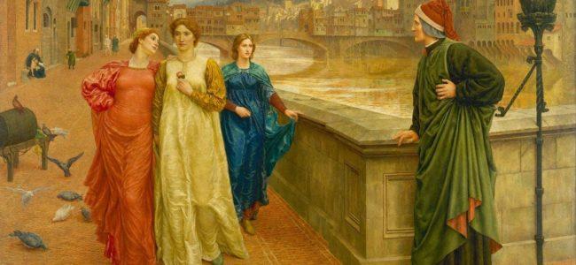 [피렌체의 사랑] 신곡의 원천이 되었던 단테의  아가페적 베아트리체 사랑