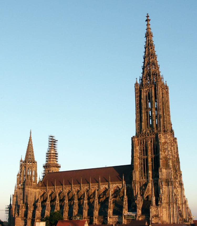 독일 울름대성당(Ulm Minster), Image - El bizarro