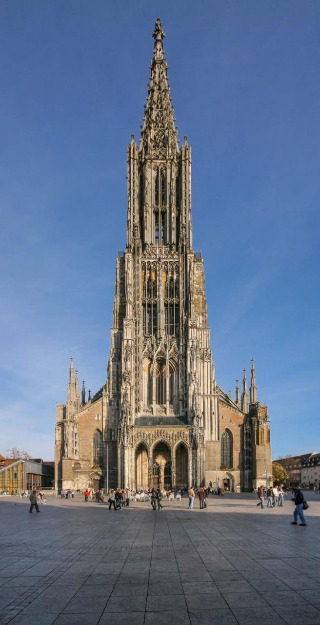 독일 울름대성당(Ulm Minster), Image - Martin Kraft