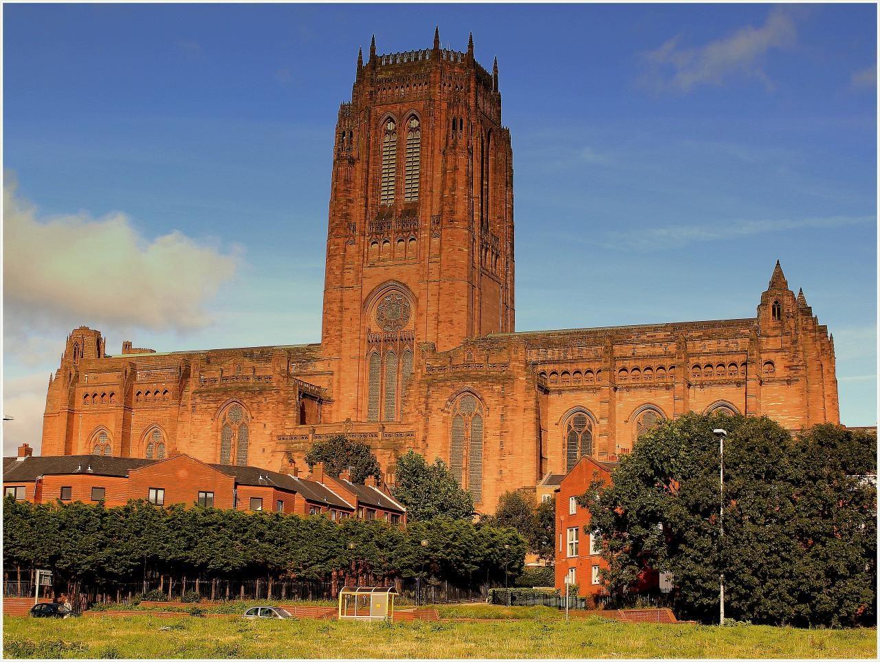 리버플 성공회 대성당(Cathedral Church of Christ in Liverpool), Image - calflier001