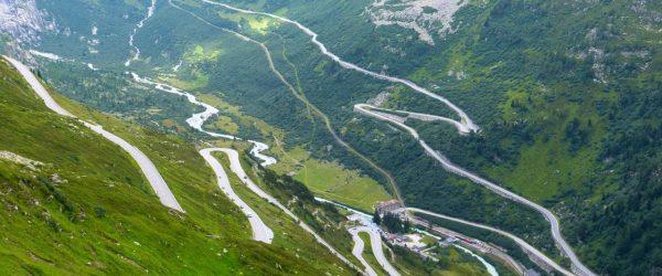 [스위스 자동차 여행] 4개의 호수가 그림처럼 아름다운 그림젤 패스 7