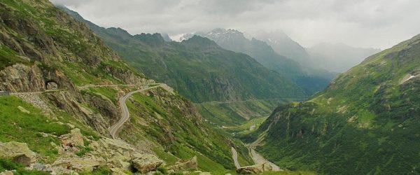 [스위스 자동차 여행] 자동차를 위한 최초의 고갯길, 수스텐 패스(Susten PASS) 6