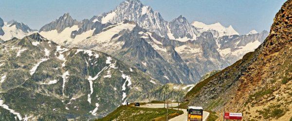[스위스 자동차 여행] 괴테가 지나던 길, 아름다운 푸르카 패스(Furka pass) 8