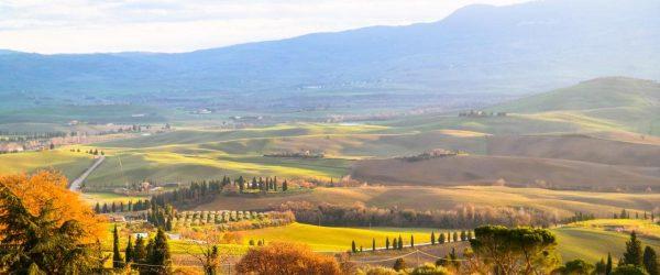 [이탈리아 자동차 여행] 석양의 발도르시아 풍광이 아름다웠던 피엔차(Pienza) 5