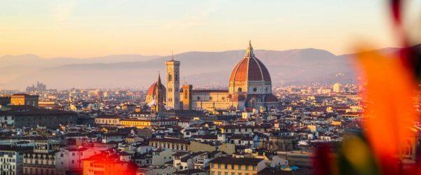 [이탈리아 자동차 여행] 아름다운 석양의 피렌체를 보다, 미켈란첼로광장 3