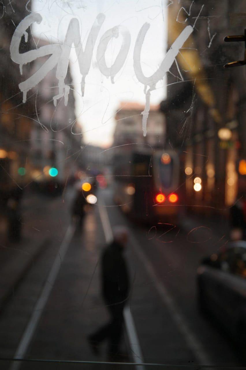 이탈리아 자동차 여행, 밀라노 시내, 트램이 다니는 풍경  그리고 트램안에서 밖의 풍경을 담아보다, Image by Happist