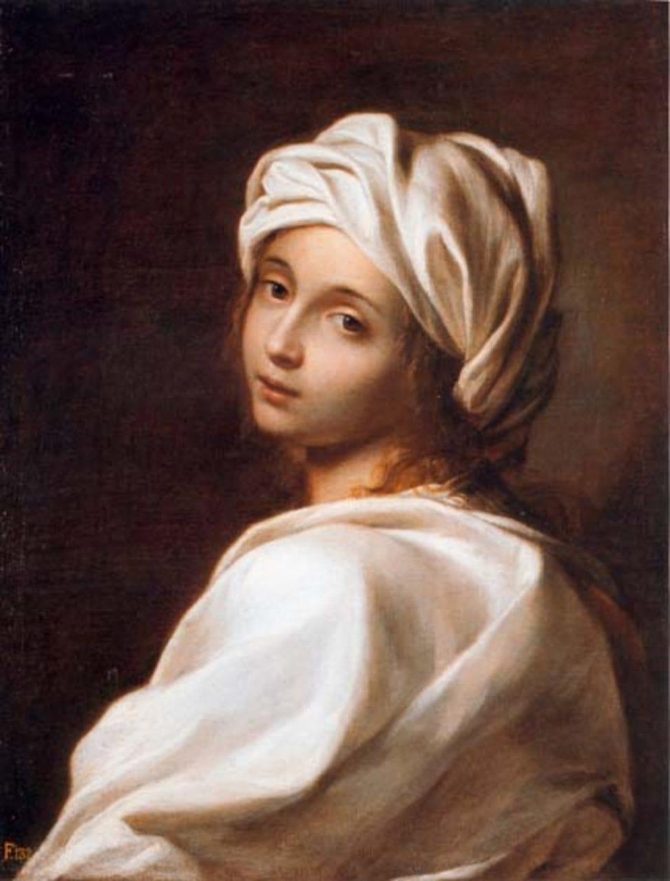 귀도 레니(Guido Reni)의 베아트리체 첸치의 초상(Portrait of Beatrice Cenci, 1577-1599)