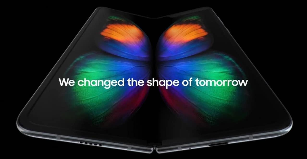 삼성 갤럭시 폴드,  Samsung Galaxy Fold, Image - Samsung