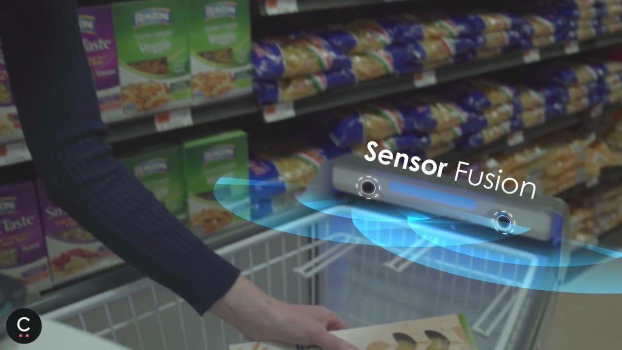 스마트 카트 스타트업체 케이퍼(Caper) 센, Caper Smart Cart - Make Shopping Magic