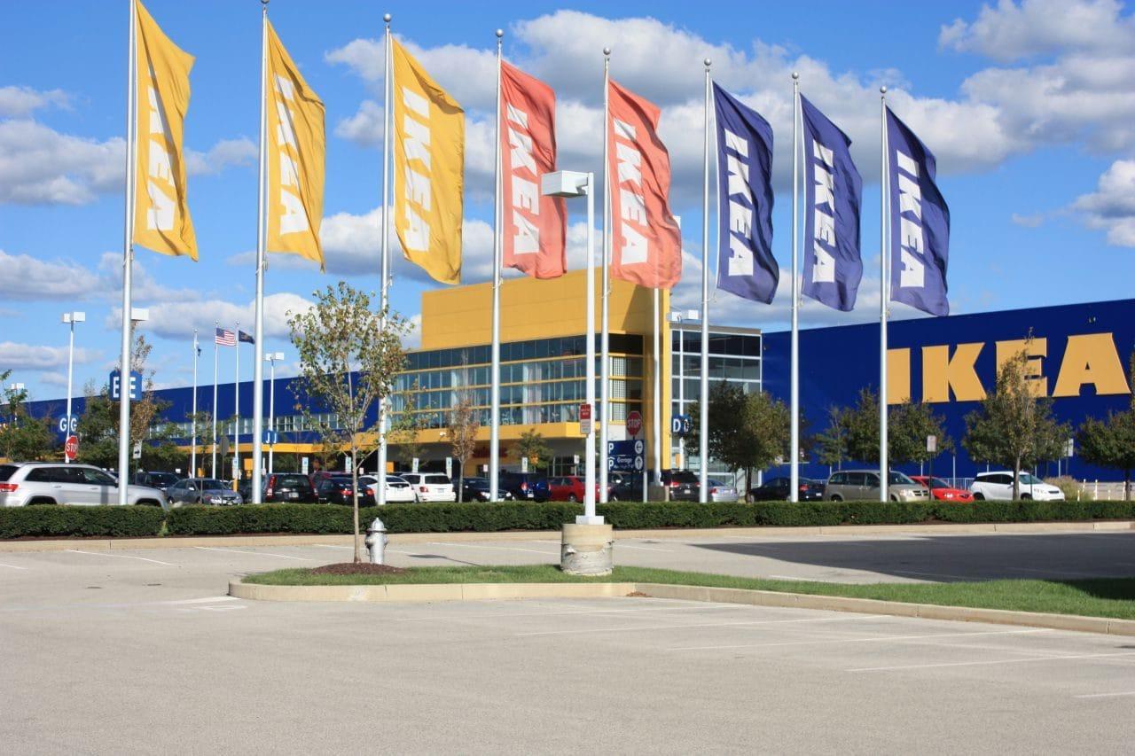이케아 매장 풍경, IKEA, CC BY-SA Montgomery County Planning Commission