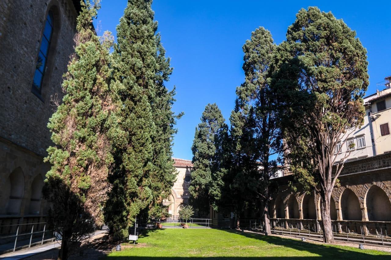 이탈리아 여행, 피렌체, 산타 마리아 노벨라성당(Church of Santa Maria Novella) 입구 쪽 전경, © All Rights Reserved - Choi dongsoon